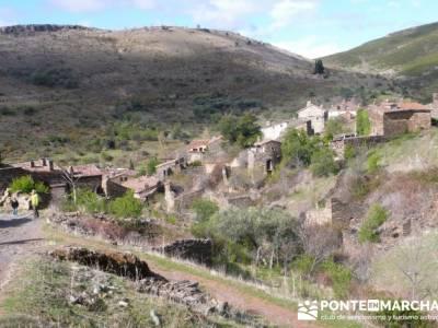 Senda Genaro - GR300 - Embalse de El Atazar - Patones de Abajo _ El Atazar; senderismo bierzo